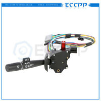 Without Cruise Control Turn Signal Hazard Warning Dimmer Switch for Chevy GMC