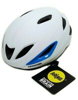 Cannondale Adult Intake MIPS Bicycle Helmet White Blue L/XL 58-61cm