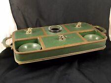 Antique Vintage Chinese Cloisonne Enamel Box Writing Desk Set?