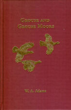 ADAMS W.A. SCOTTISH SHOOTING BOOK GROUSE & GROUSEMOORS hardback BARGAIN