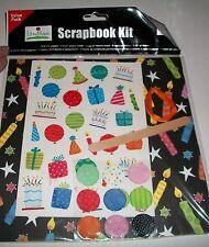 NIP SCRAPBOOKING SCRAPBOOK BIRTHDAY KIT BY ELLEN KRANS DIY