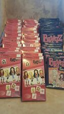 Bratz Valentine's Day lot 3 styles tattoos poster cards 48 boxes new