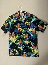Regular Regular Size Hawaiian Casual Button Down Shirts For Men