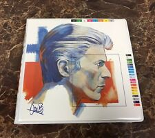 "DAVID BOWIE Fashions Rare 1982 UK Ten 7"" Picture Discs in Book on RCA Vinyl"