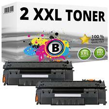2 XXL TONER PATRONE für HP LaserJet 1320N 1320NW 1320T 3390 3392 SET 49X Q5949X