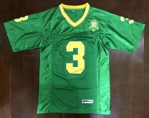 Joe Montana #3 Notre Dame College Football Jersey Stitched Green Size S-XXXL