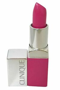 Clinique Pop Sheer Lip Color and Primer 3.9g Wow Pop #11 -Box Imperfect-