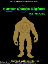Hunter Shoots Bigfoot - The Interview (DVD, 2015) Amazing!
