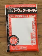 KMC Perfect size sleeves - 100 trozo-claro-Magic, wow, Pokemon, Force coronó