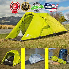 Ozark Trail 2-Person Waterproof Backpacking Tent C&ing Geo Hunting Hiking Gear  sc 1 st  eBay & Ozark Trail 2 Person Camping Tents | eBay