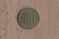 50 Fifty PARA Yugoslavia 1980 SFR Jugoslavija coin