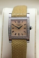NEW LONGINES DOLCE VITA DIAMOND WATCH – Never Worn