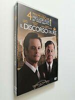 IL DISCORSO DEL RE DVD
