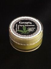 Hemp Lip Balm Smooth and Organic, Freshly Hand-Made in Family Farm