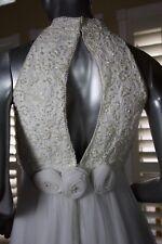 Romantic MORI LEE   Summer Beach Wedding gown Size 4