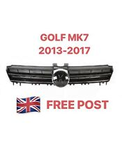 NEW VW GOLF VI 7 MK7  2012 - 2017 FRONT UPPER CENTER GRILL GRILLE