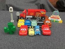 MASSIVE LEGO DUPLO COLLECTION - THOMAS, CARS,RADIATOR SPRINGS, TRAINS, AND MORE