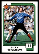 Panini Soccer Cards 1988 - Billy Thomson # 11