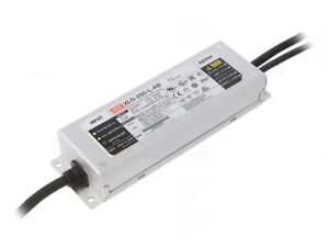 LED Switching Power Supply 200W Constant Power Mode 24V 8.3A Adjusted MEAN WELL