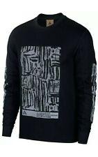 Nike Acg Thermal Waffle Long Sleeve Shirt Size M (Bq3450 010) New