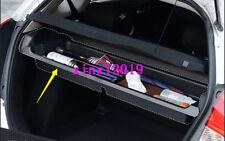 1pcs Black ABS Rear Trunk storage box cover trim For Honda Fit / Jazz 2014-2018