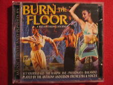 Burn The Floor * A Breathtaking Journey * Anthony Anderson Orchestra  & Voices