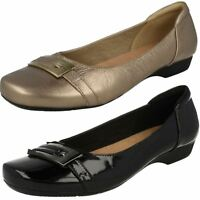 Ladies Clarks Smart Slip On Shoes *Blanche West*