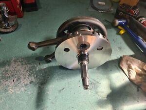 Softail crankshaft Milwaukee 8 HD 107 114 117 Harley Davidson crank shaft M8