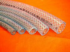 PVC Wasserschlauch Luftschlauch Gewebeschlauch METERWARE 5 6 7 8 10 12 14 16 mm