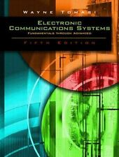 Advanced Electronic Communications Systems (6th Edition), Wayne Tomasi, Acceptab