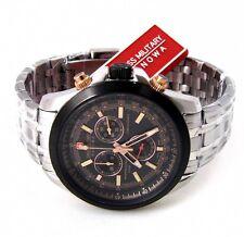 Swiss Military Hanowa 06-5271.33.007 caballeros reloj Chrono acero inoxidable > > nuevo