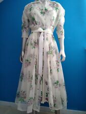 Vintage 2-Piece Dress