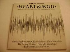 Heart & Soul - Jagjaguwar Label (CD, 2010) Bon Iver, The Besnard Lakes, Oneida