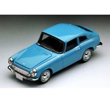 Tomica LV-125d Limited Vintage Honda S600 Coupe Light Blue 1/64