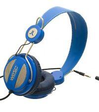 Wesc Golden Oboe Seasonal Royal Blue Headphones