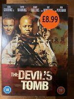 The Devil's Tomb DVD 2008 Horreur Film Largeur / Cuba Gooding Jr Et Ray Winstone