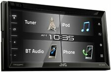 JVC KW-V340BT 6.2-inch Bluetooth DVD/CD/USB WVGA Receiver