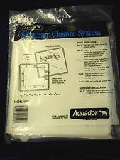 """Aquador Skimmer Closure System for Standard 6"""" Skimmers #1090"""