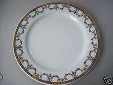 """Signed Designer 7 3/4"""" Porcelain Collector Plate"""