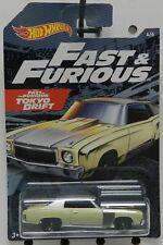 TOKYO DRIFT 1970 70 CHEVY MONTE CARLO 4 MOVIE CAR FAST FURIOUS HW HOT WHEELS