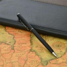 Pen Office Ballpoint Writing Pens Stationery Study School Supplies Black Gold