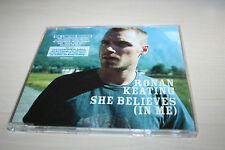 Ronan Keating -She Believes (In Me)-  MCD Limited Edition