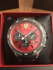 Orologio uomo cronografo Scuderia Ferrari Pilota