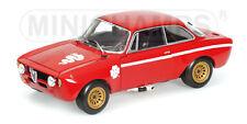 ALFA ROMEO GTA 1300 JUNIOR 1972 MINICHAMPS 1:18 AA 100 120500