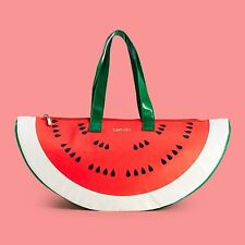 "Insulated Cooler -Ban.do Bando Bag -  ""Super Chill Watermelon"""
