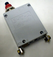 E-T-A MAGNETIC 3400-K20-H 5712 CIRCUIT BREAKER SWITCH ASSEMBLY