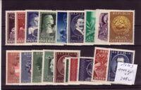 Österreich  **   1949 komplett   postfrisch   Michel 208.-  K 16063