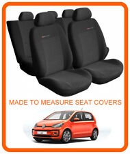 Car seat covers for Volkswagen Up  TAILORED SEAT COVERS  FULL SET