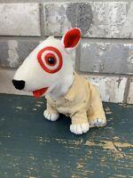 Target Bullseye Dog Plush Stuffed Outfit P11
