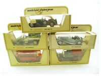 Collection of 5 Matchbox Models Of Yesteryear diecast model vehicles